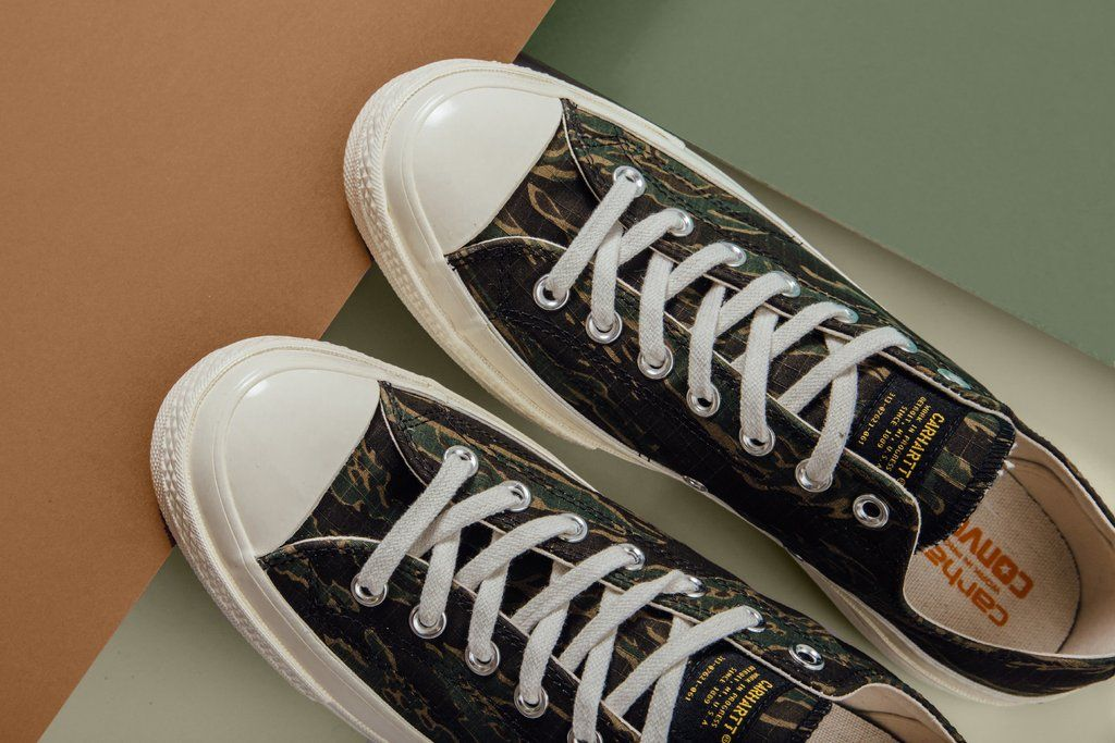 Converse X Carhartt Wip Chuck All Star 70 Collection Coming Soon