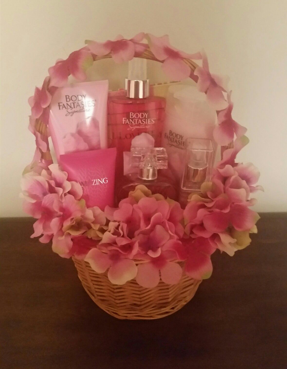 Lady In Pink Mothers Day Gift Basket Mothers Day Baskets Mother S Day Gift Baskets Personalized Mother S Day Gifts