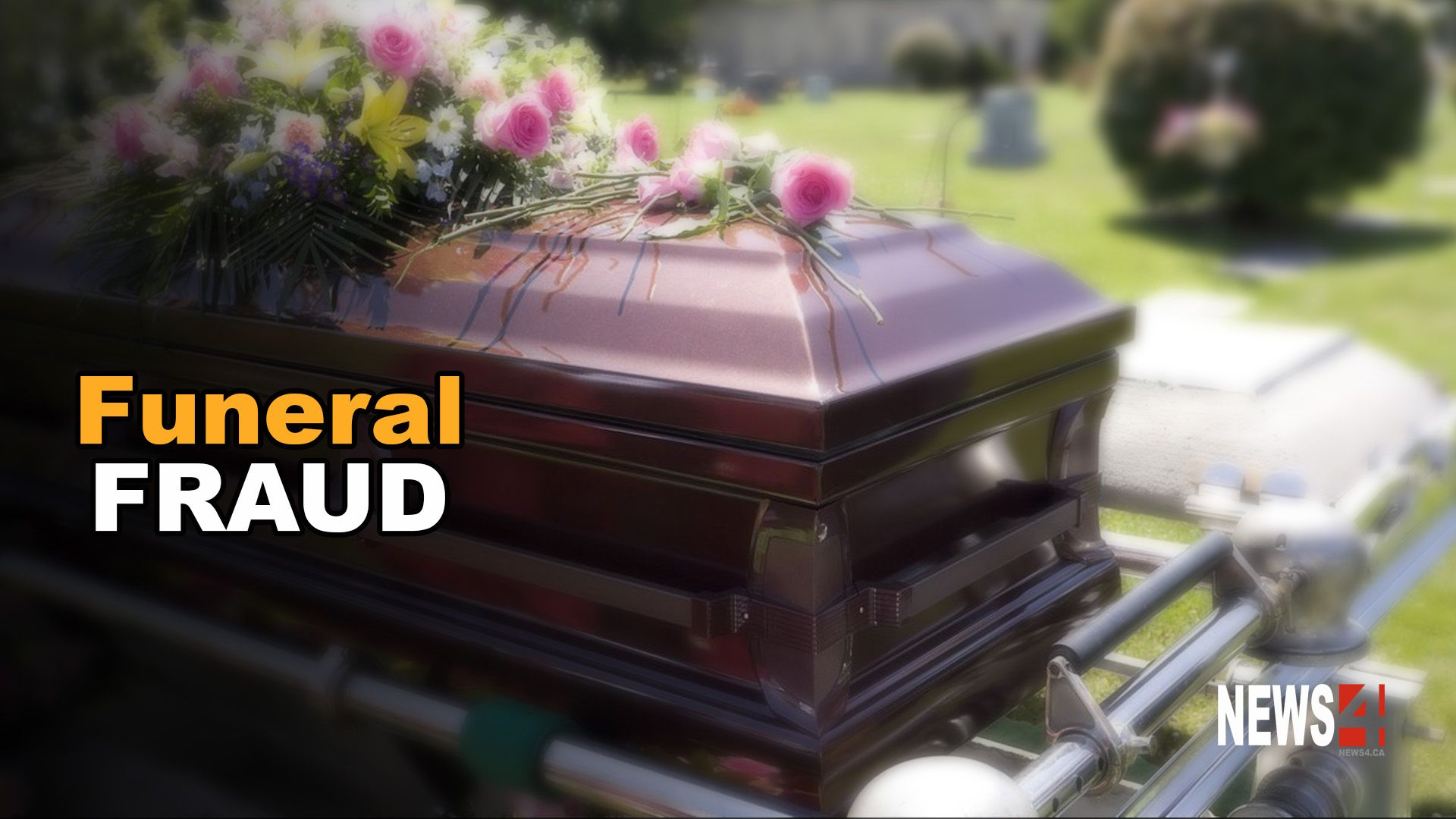 Former Funeral Director charged with fraud and