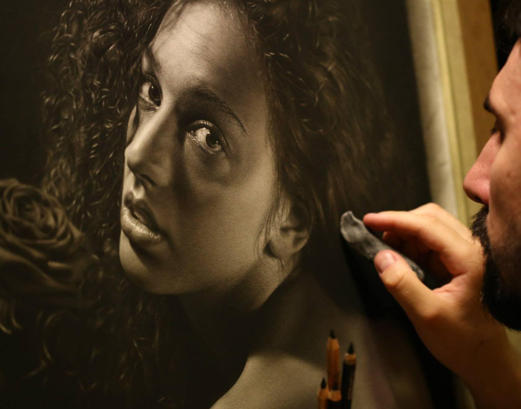 Emanuele Daskanio – slikar čije slike je teško razlikovati od fotografije - Page 2 7d985fe93a0f217ae1315d313ef93ec4