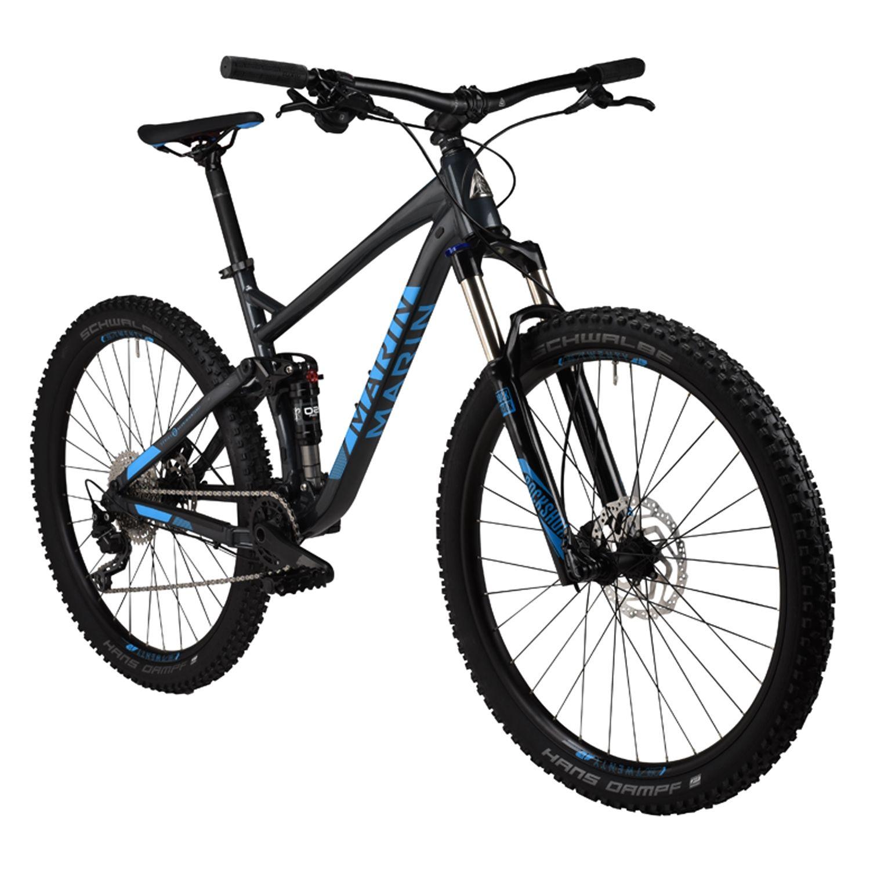 Marin Hawk Hill 27 5 Mountain Bike 2018 Black Xsmall