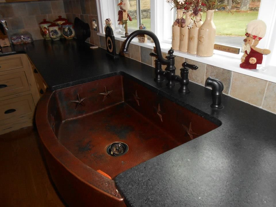 ... Black Granite Countertops Texture