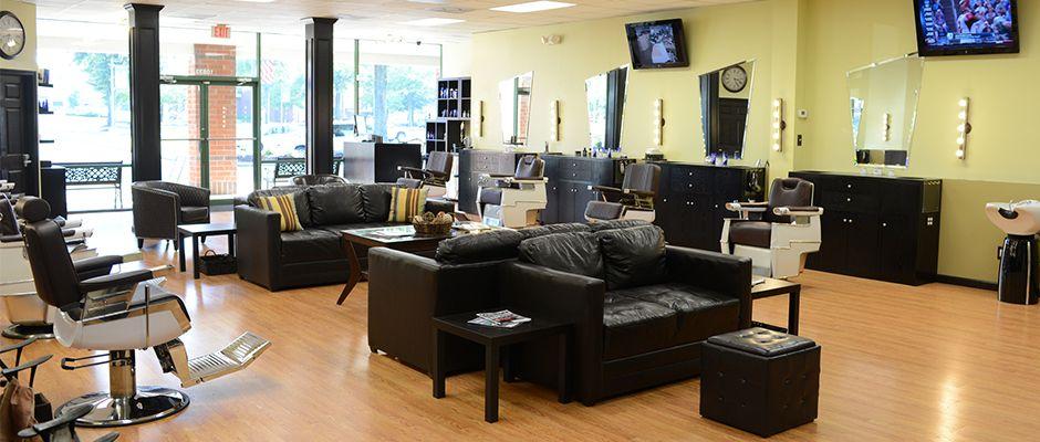 high end barber shops   ... barber shop grooming lounge is ...