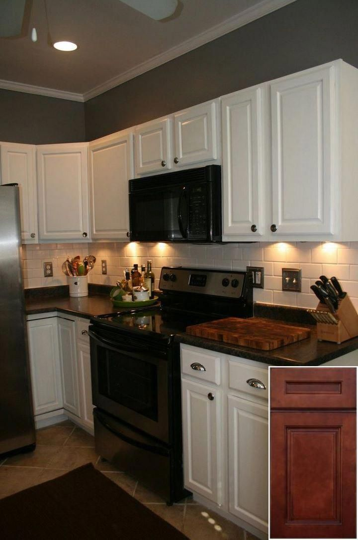 Overview of - how to stain oak cabinets dark. # ...