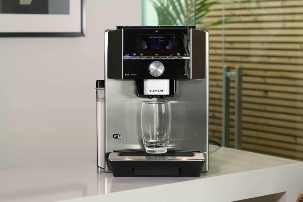der beste high end kaffeevollautomat barista kaffeegenuss f r zuhause wer. Black Bedroom Furniture Sets. Home Design Ideas