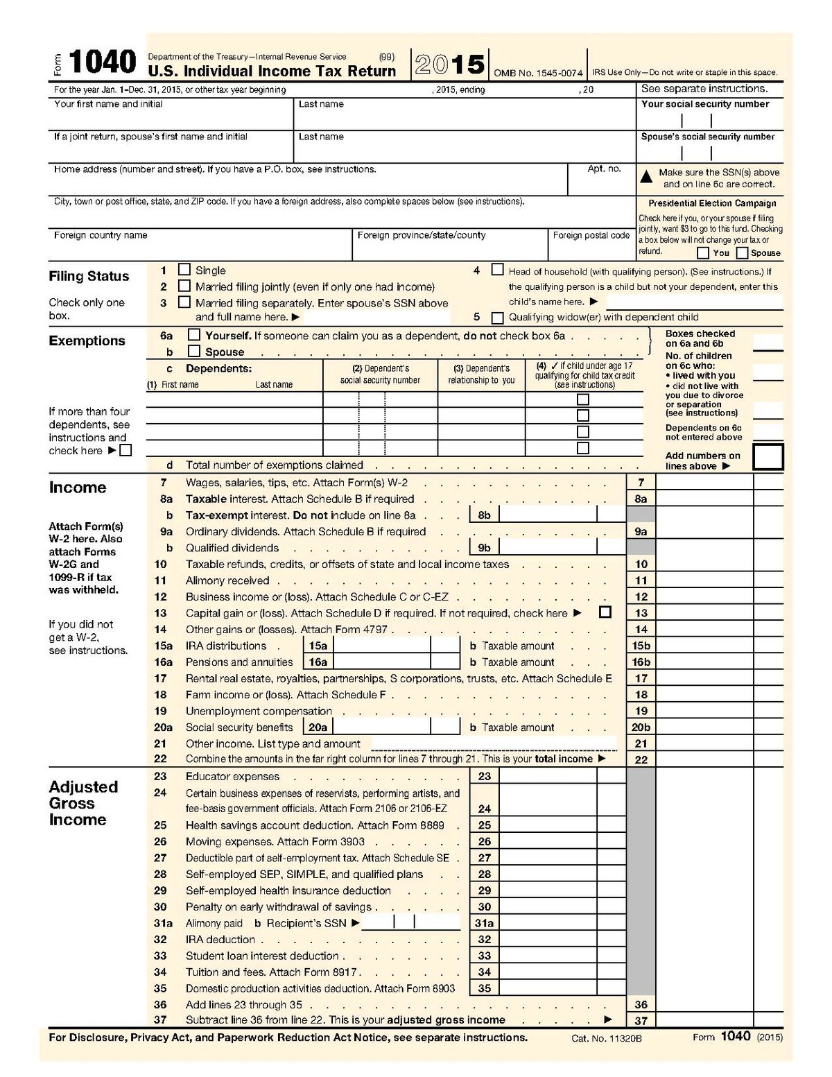 form 1040 refund  form 13 | Federal income tax, Income tax, Income tax return