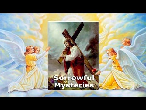 Holy Rosary Sorrowful Mysteries Tuesday & Friday