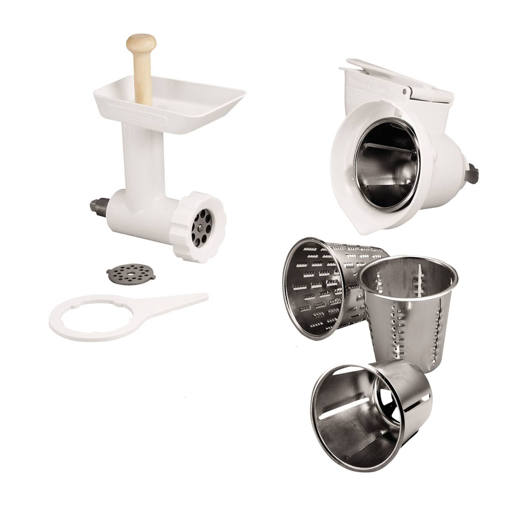 KitchenAid® Stand Mixer 3 Attachment Pack | Sur La Table
