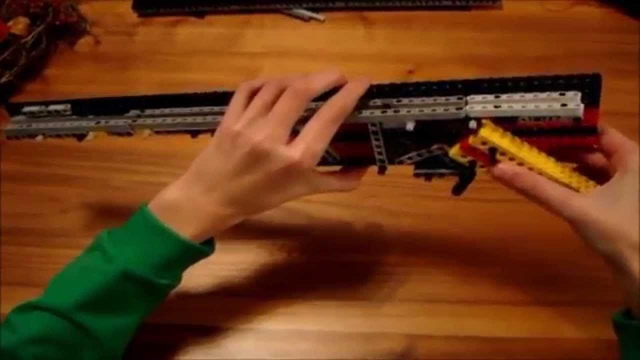Free Lego Gun Instruction Made By Videoproist V3813 Google