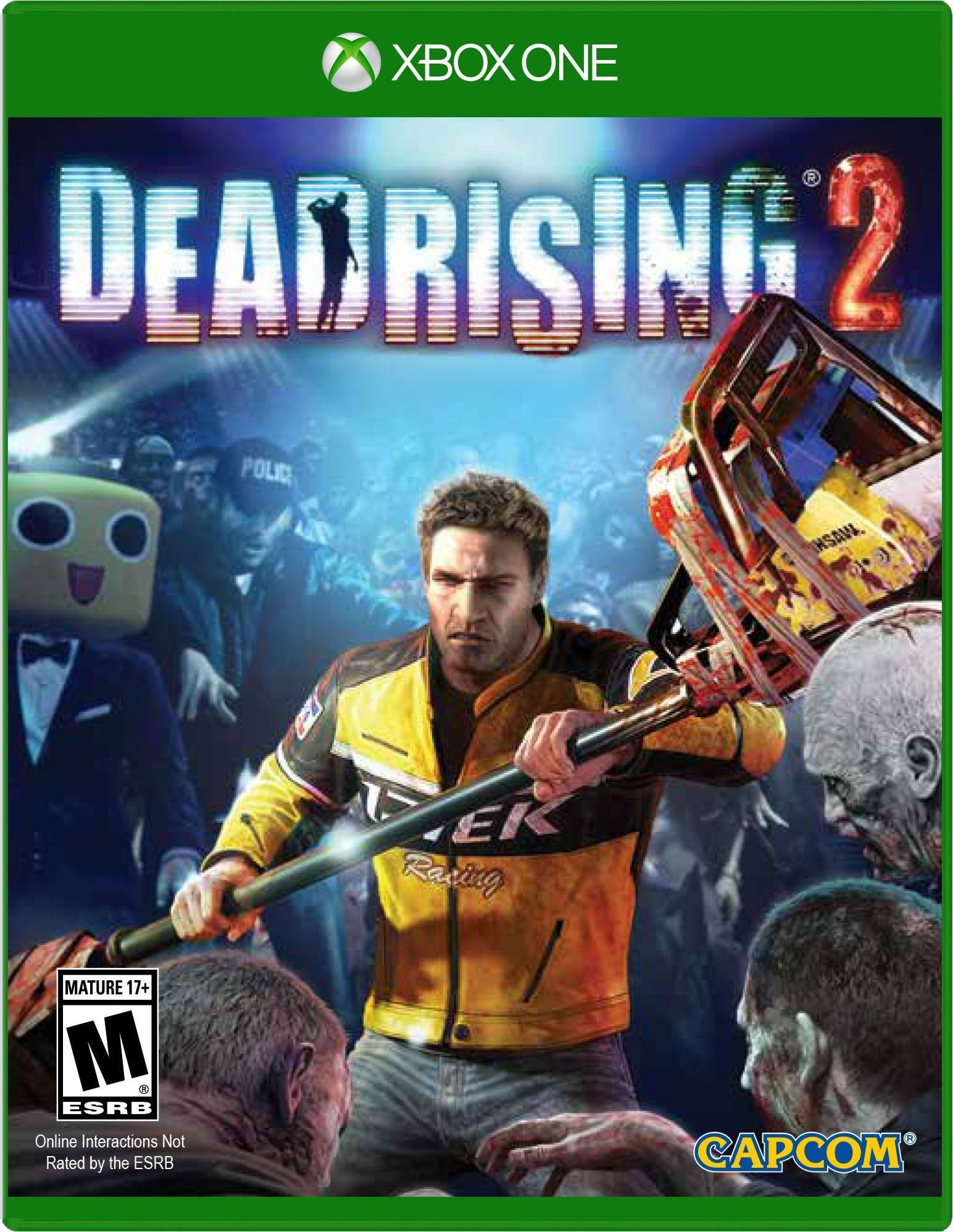 Dead Rising 2 xbox Jogos xbox360, Xbox, Zombies