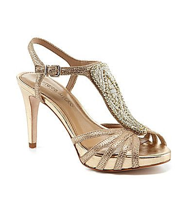 4c7b216635760 Antonio Melani Nadelle Platform Jeweled Dress Sandals