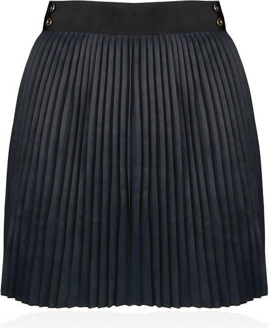 My Jewellery Plissé Skirt - Black online kopen