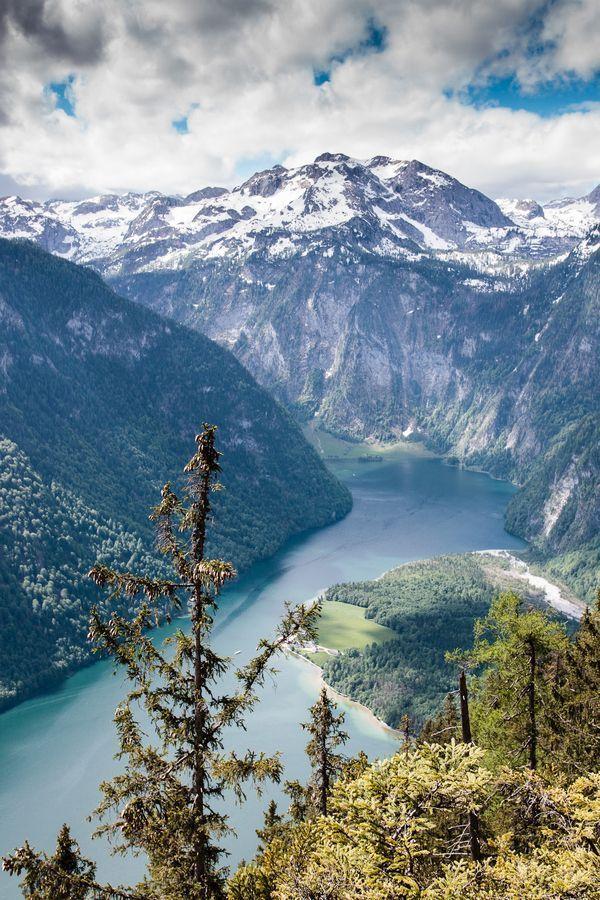 Konigssee Berchtesgaden Alpen Bayern Deutschland Hat Das Boot Mitgenommen Ama Mit Bildern Berchtesgadener Alpen Bayern Bayern Deutschland