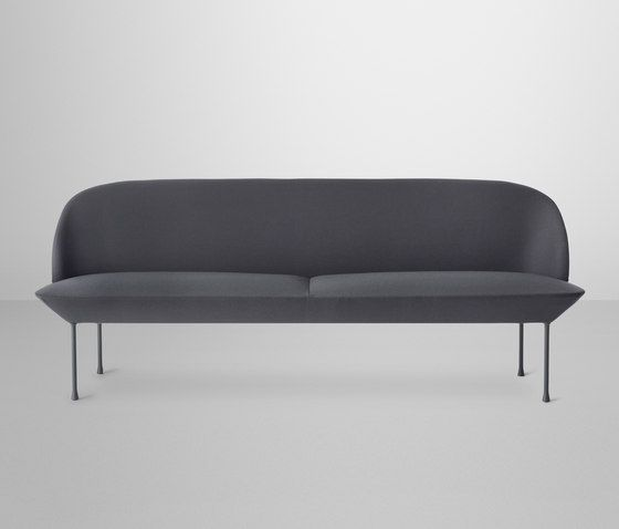 Poufs Seating Oslo Series Muuto Anderssen Modern Couch Furniture Design Sofa Design