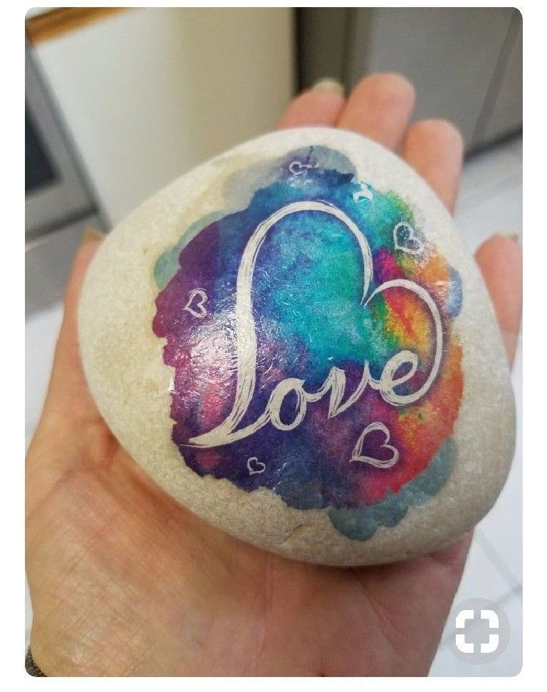 Photo of Celebrate the Love with These Fun and Easy DIY Valentine's Love Rocks