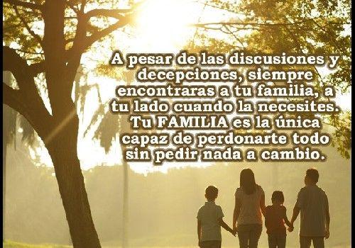 Frases Para La Familia Unida Cortas Familia Frases Frase