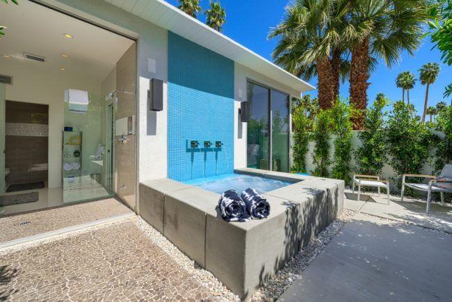 Gartenideen Modern whirlpool garten ideen modern minimalistisch garten idee