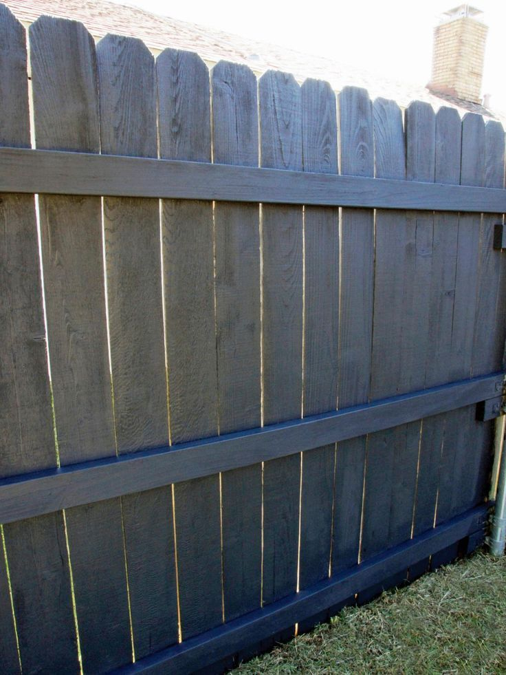 Fence Revival A Guide to Painting and Staining Fence Revival A Guide to Painting and Staining