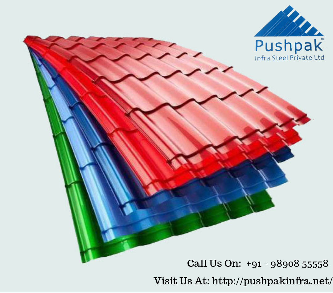 Pre Coated Profile Sheets Manufacturer Roofing Sheets Metal Roof Roof Colors