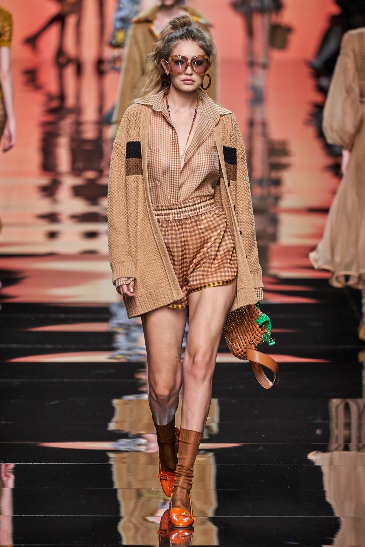 Fendi Spring 2020 ReadytoWear Fashion Show Stile di