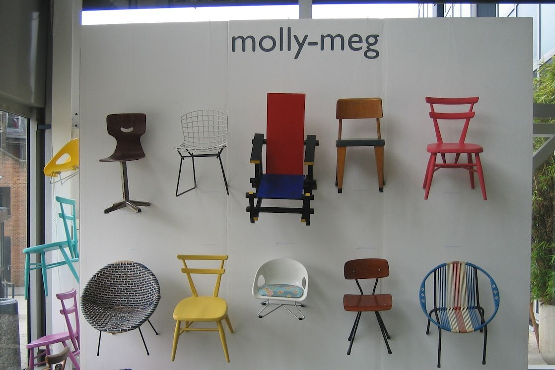 Vintage chairs from Molly Meg at Bubble London June 2010Vintage chairs from Molly Meg at Bubble London June 2010   Booth  . Office Furniture Showroom Central London. Home Design Ideas