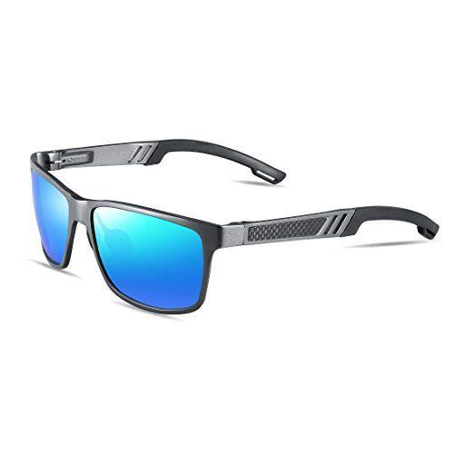 94da33000a970 Shop ATTCL Men s Hot Retro Driving Polarized Wayfarer Sunglasses Al-Mg  Metal Frame Ultra Light from our best collection of Jodyshop Inc