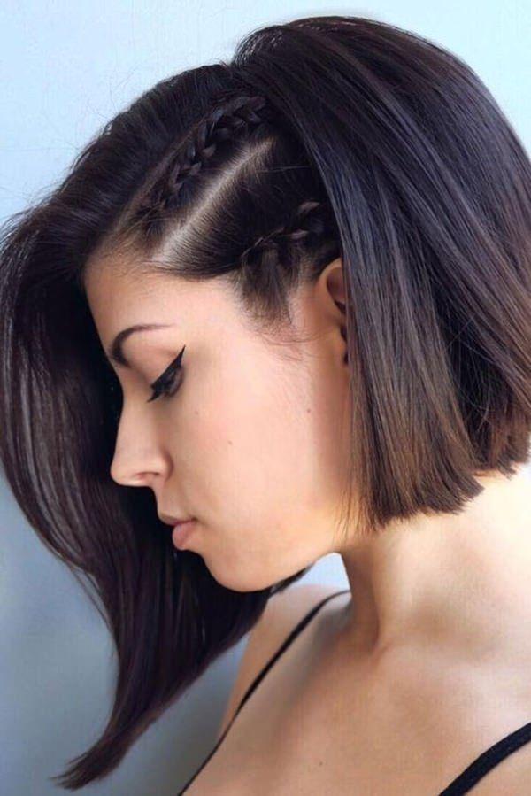 100 kurze frisuren für dickes und dünnes haar für 2018
