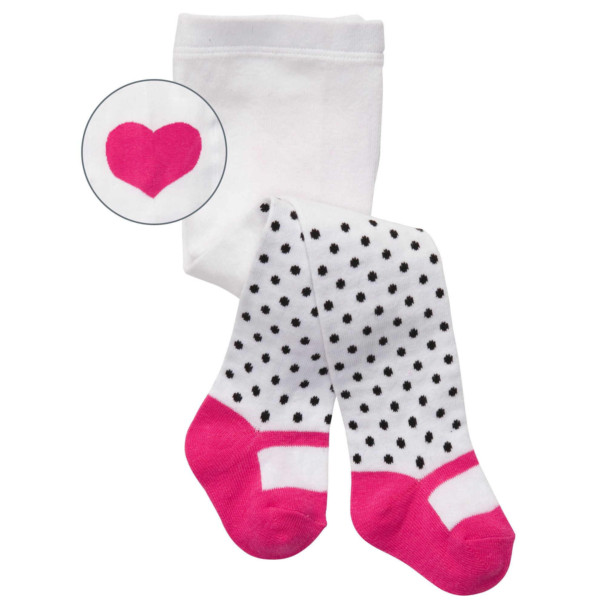 Pack Heart Dot Tights  Baby Girl Holiday Shop  Baby Clothing