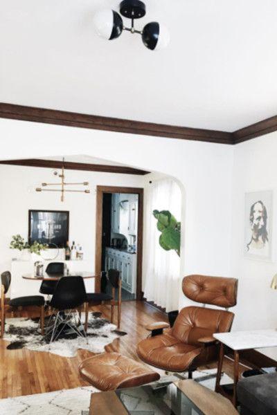 Eames Lounge Chair Eames Lounge Chair Lounge Chairs Living Room Family Room Chair