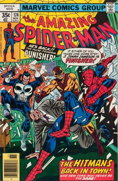 The Amazing Spider-Man (Vol. 1) 174 (1977/11)