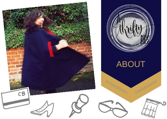 Welcome to athriftymrs.com, a blog about living a realistic and fun thrifty life. I originally set up this blog to talk about the junk I found in charity shops but it slowly morphed into chats about my life, struggling with debt, coping with a recession and ways to save money, how to guides and …