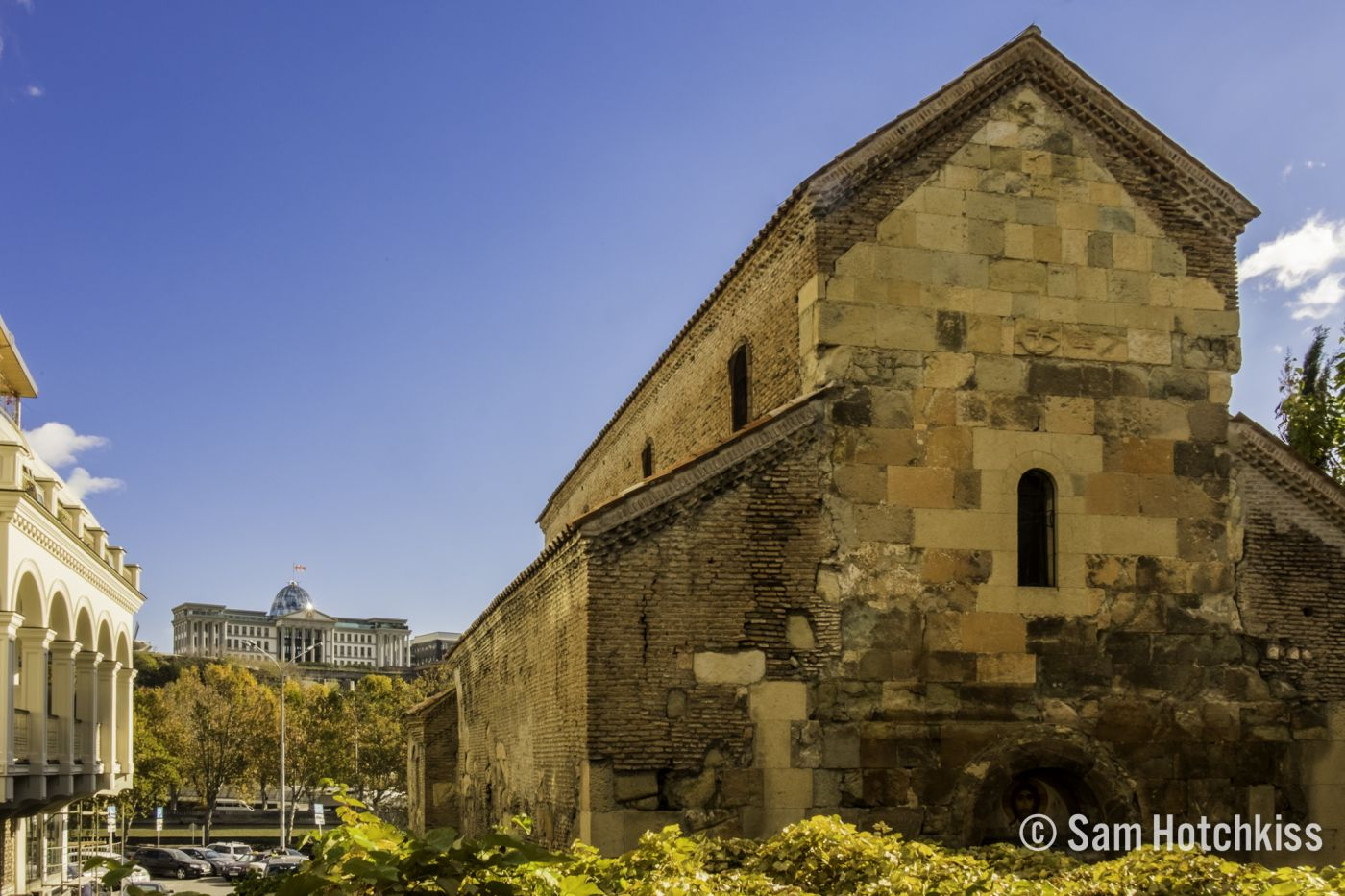 Tbilisi Old Orthodox Church