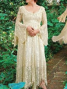 Peasant Style Wedding Gowns Vintage Style Wedding Dresses Fantasy Wedding Dresses Vintage Style Wedding Gowns