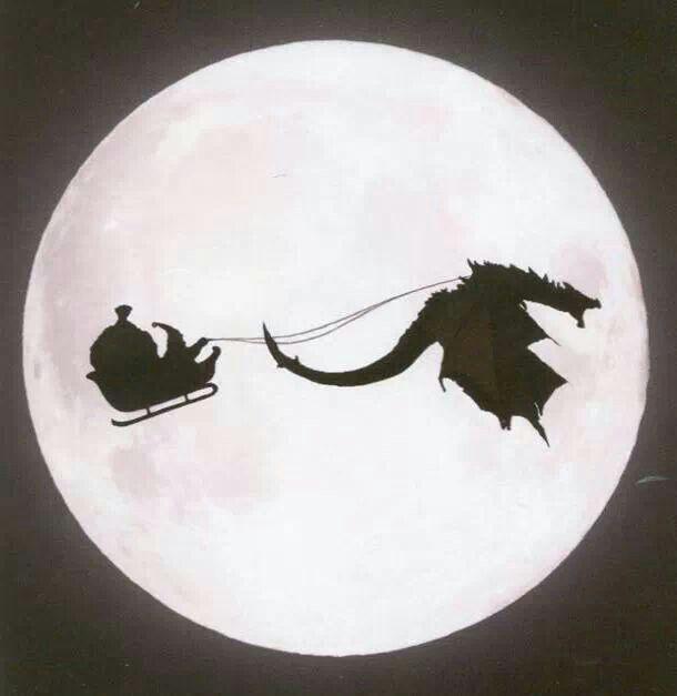 Dragon yule