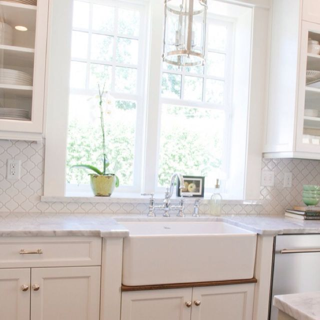 lattice tile backsplash kitchen remodel backsplash kitchen white cabinets kitchen marble on kitchen remodel not white id=47441