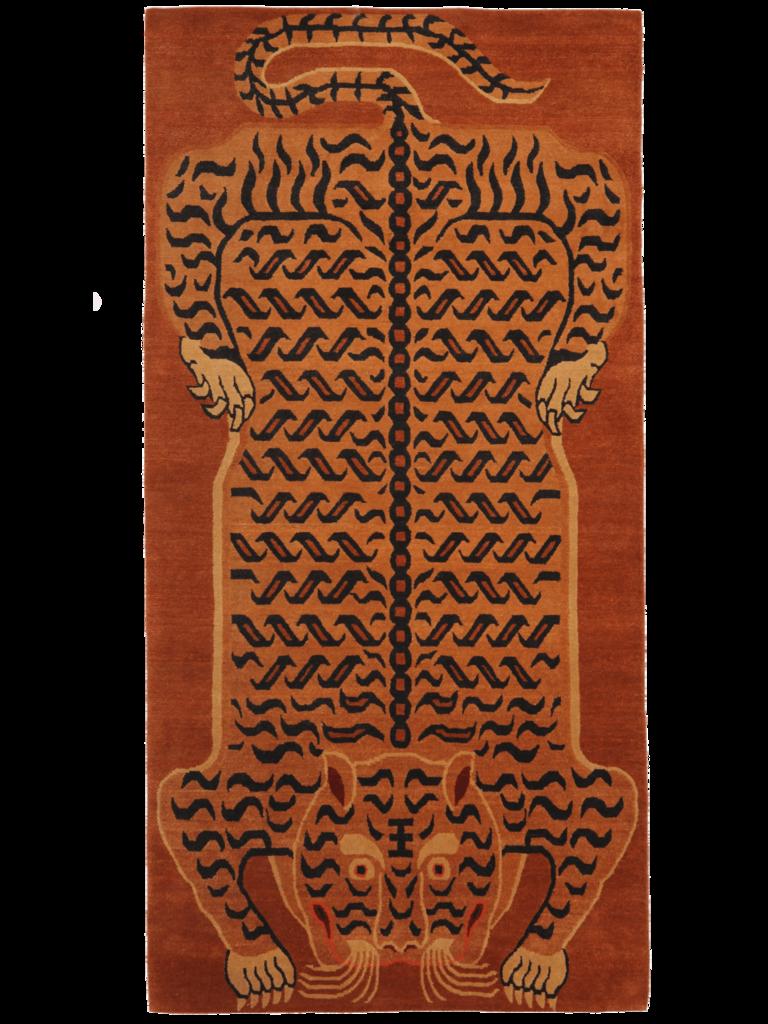 Mystical Tak - Tiger - Ralo Tibetan #rug - Discover our ...