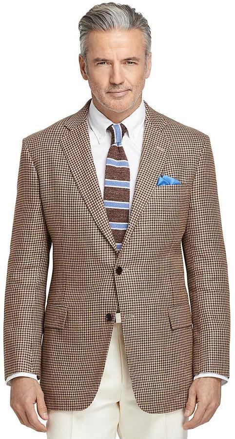 Brooks Brothers Sportscoat Mens blazers, Mens vintage sport coats Brooks Brothers Blazer