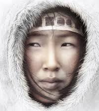 Inuit woman
