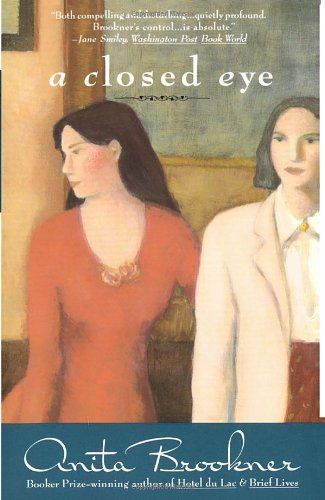 A Closed Eye by Anita Brookner