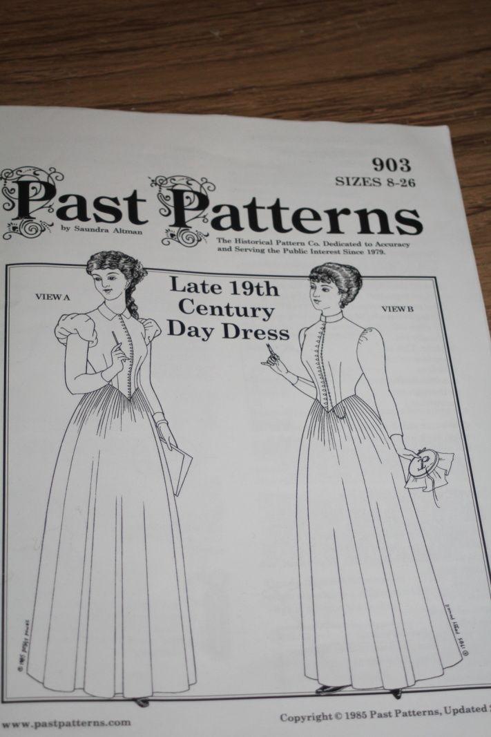 Le patron choisir pour faire cette robe de jour / The pattern choose to make this day dress