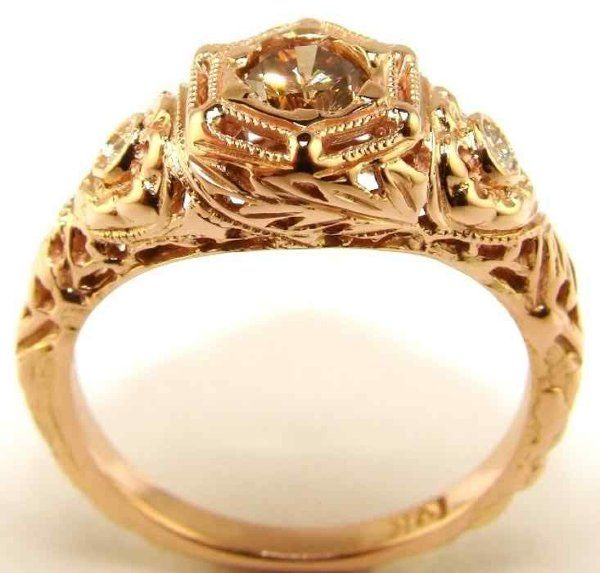 Gold Wedding Rings 2015 For Girls Unique Engagement Rings Rose Gold Jewelry Rings Engagement Rose Gold Engagement Ring