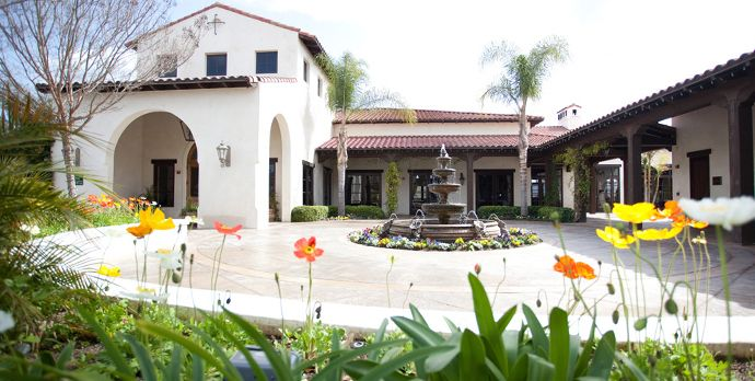 North San Diego Fallbrook Golf Club Of California Wedding Venue