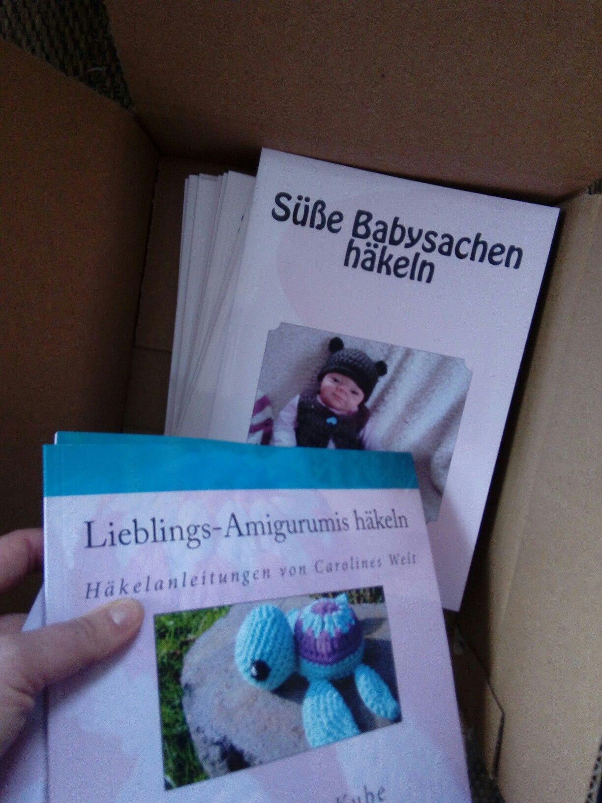 Bücher von CarolinesWelt - Häkeln Anleitungen für Anfänger | Buch ...