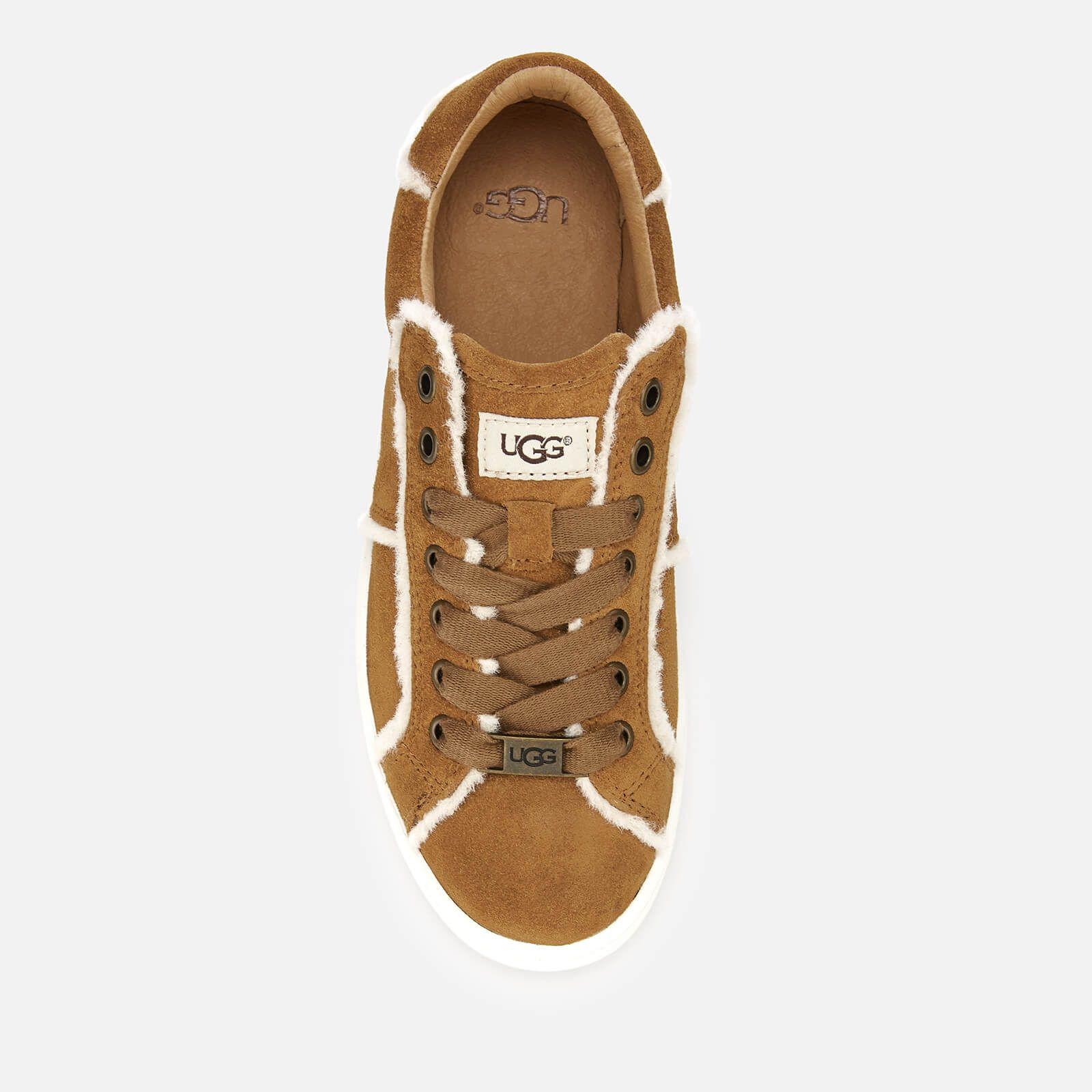 ce3a8d5726f UGG Women's Milo Spill Seam Suede Trainers - Chestnut in 2019 ...