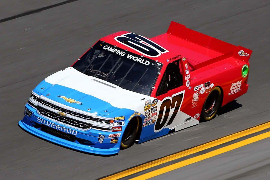 2016 NASCAR Camping World Truck Series Paint Schemes
