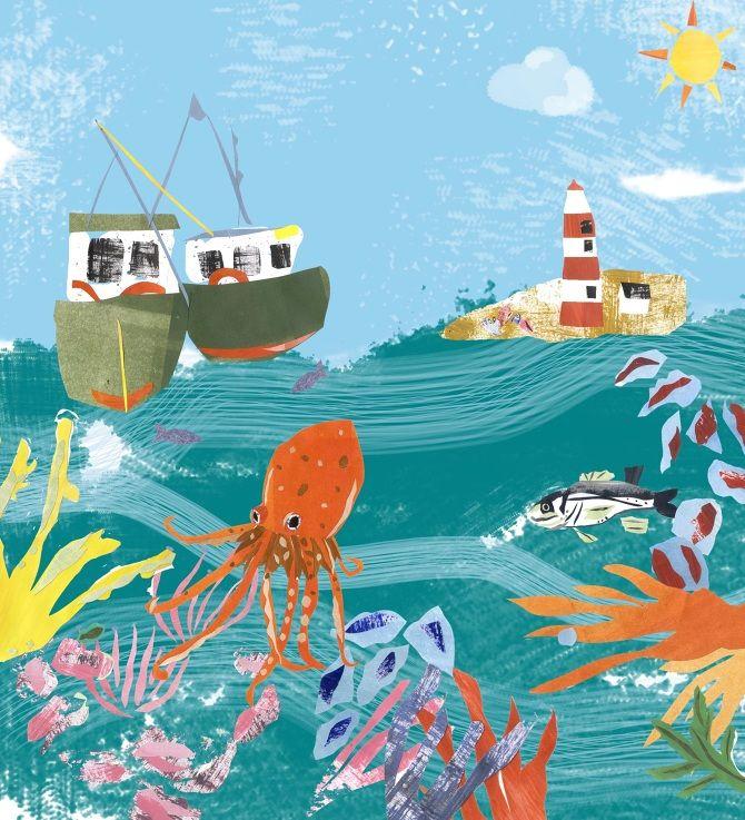 Coastal Wander, Stationery - Portfolio