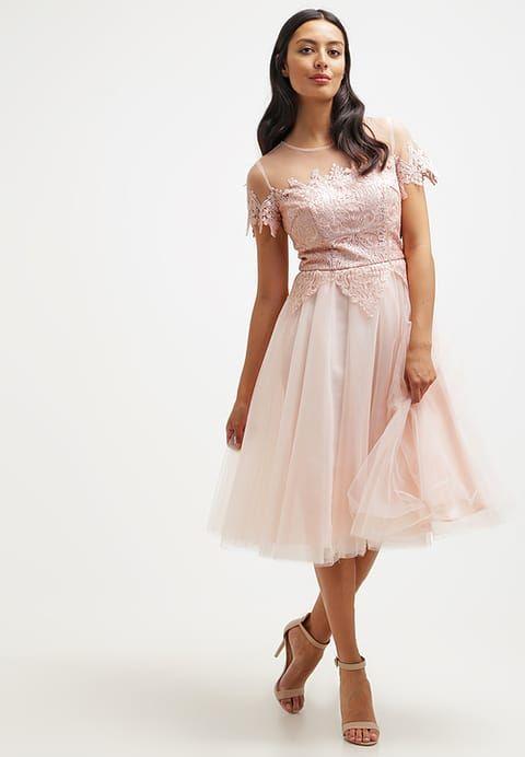 Chi Chi London KALI - Cocktailkleid / festliches Kleid - rose cloud ...