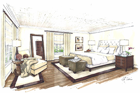 Bedroom Interior Design Bedroom Interior Design Sketches