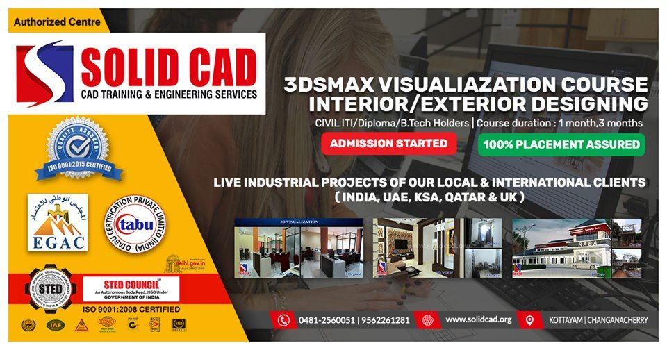 Enroll Today For Interior Designing Courses And Get A Career Worth