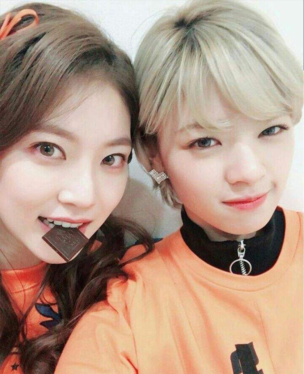 12 Idols And Their Siblings Who Are Just Too Adorable Together Koreaboo Gong Seung Yeon Kpop Girls Human Photography